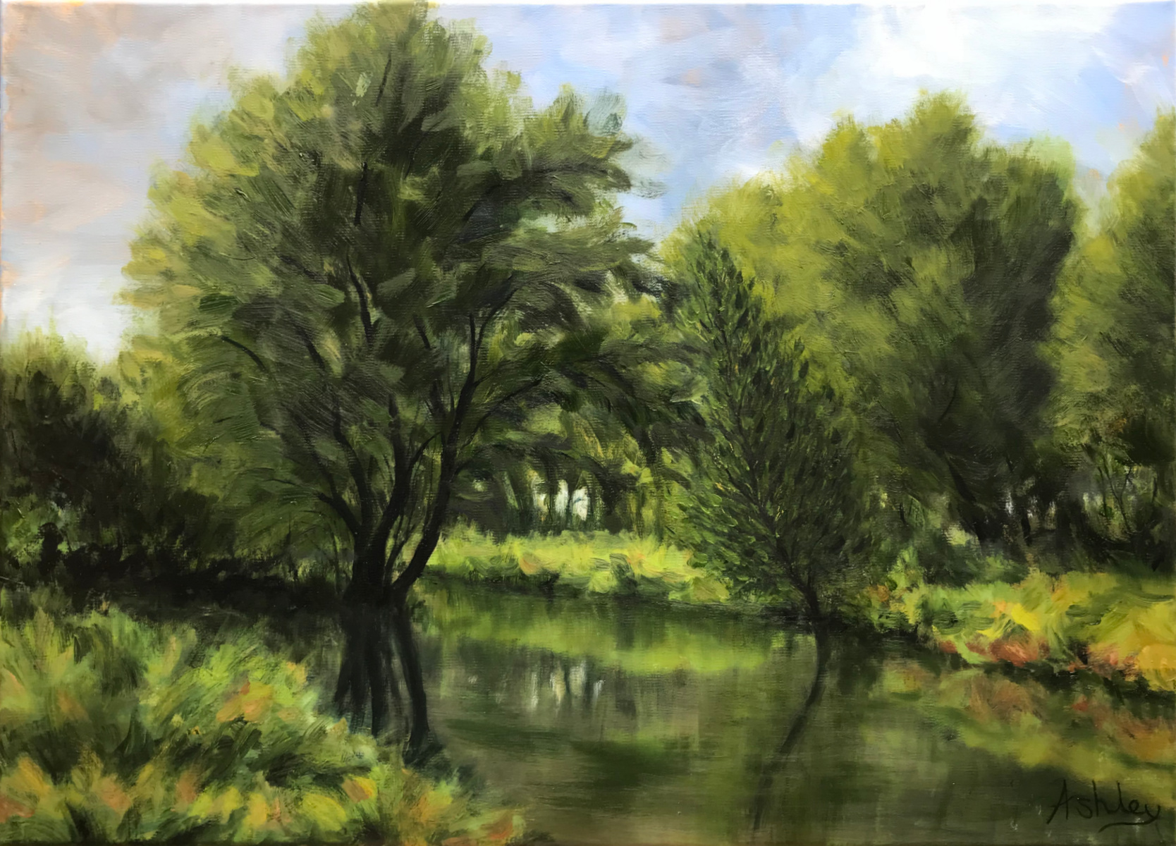 Landscape paintings for sale - oil painting